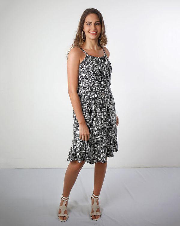 Vestido-Crepe-Estampa-Poa-Alcas-com-Regulagem-Preto-