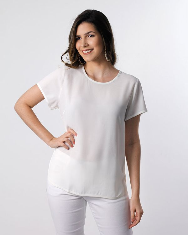 Blusa-Crepe-Manga-Curta-Off-White