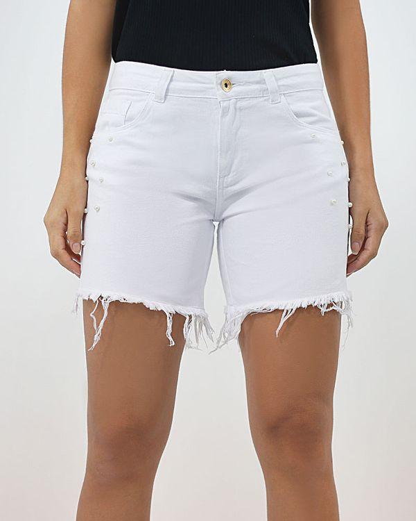 Bermuda-Sarja-com-Perolas-Branco