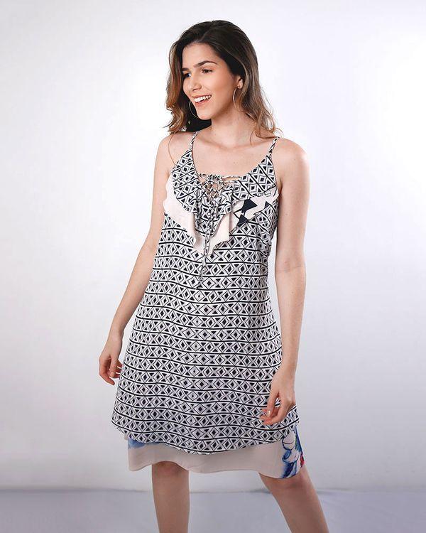 Vestido-Crepe-Estampa-Hollywood-com-Babados-Preto-