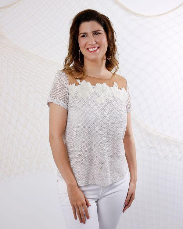 Blusa-Renda-com-Tule-Flores-Aplicada-Off-White-
