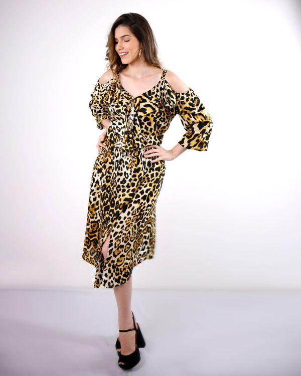 Vestido-Viscose-Estampa-Animal-Print-Ombro-Vazado-Estampado