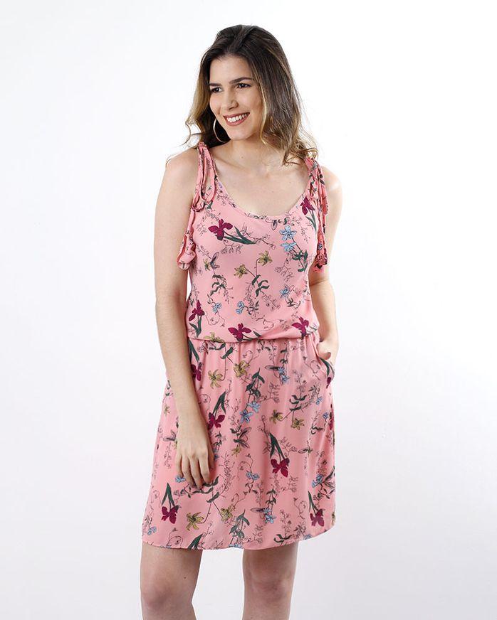 Vestido-Crepe-Estampado-Alcas-com-Ponteiras-Rosa