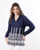 Camisa-Viscose-com-Barrado-Bordado-Azul-