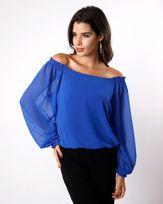 Blusa-Tecido-com-Transparencia-Ombro-a-Ombro-Balone-Azul