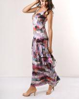 Vestido-Longo-Estampa-Palm-Beach-com-Babados-Estampado