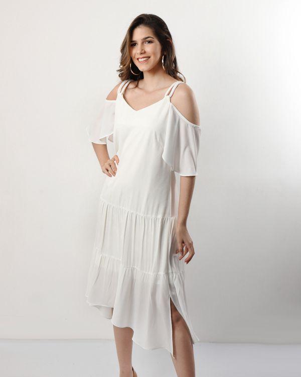 Vestido-Midi-Crepe-Alcas-com-Torcal-e-Barra-Assimetrica-Off-White