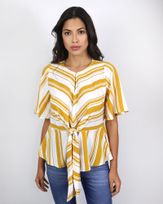 Blusa-Tecido-Listras-Frente-com-Amarracao-Amarelo-