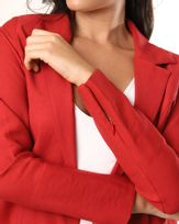 -Blazer-Tecido-Frente-Bolsos-e-Mangas-com-Ziper-Vermelho