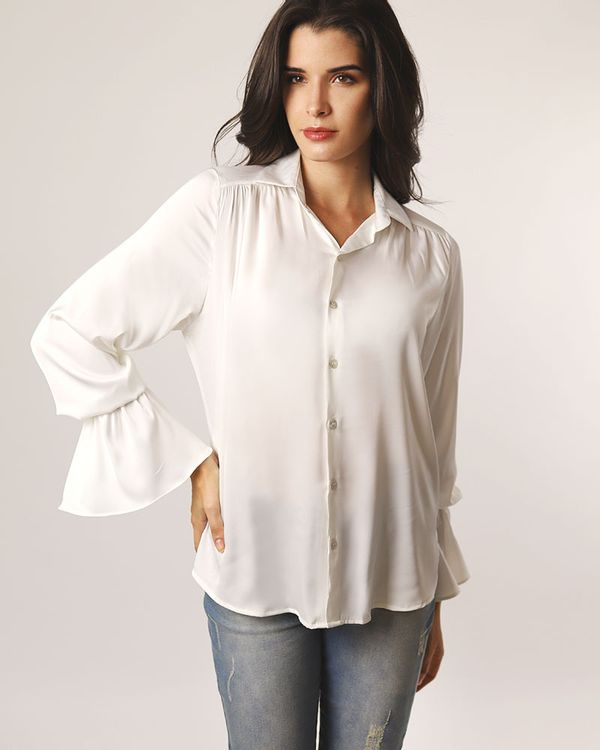 Camisa-Tecido-Acetinado-Manga-com-Babado-Off-White-