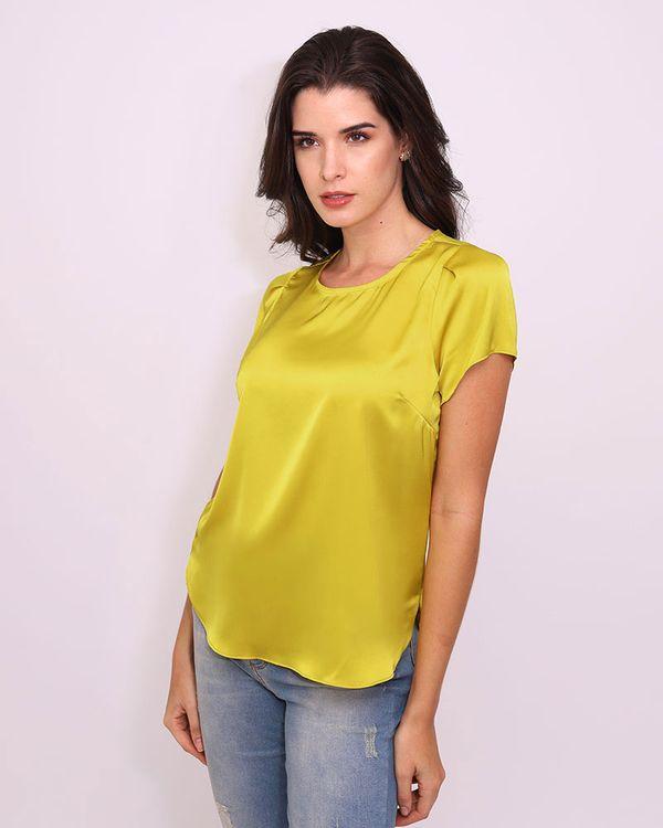 Blusa-Cetim-Mangas-com-Pregas-Amarelo-Energia