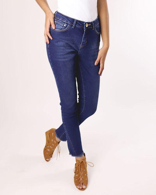 Calca-Jeans-Skinny-Bainha-Desfiada-Azul