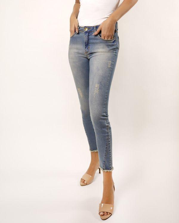 Calca-Jeans-Cropped-Bainha-Desfiada-Azul