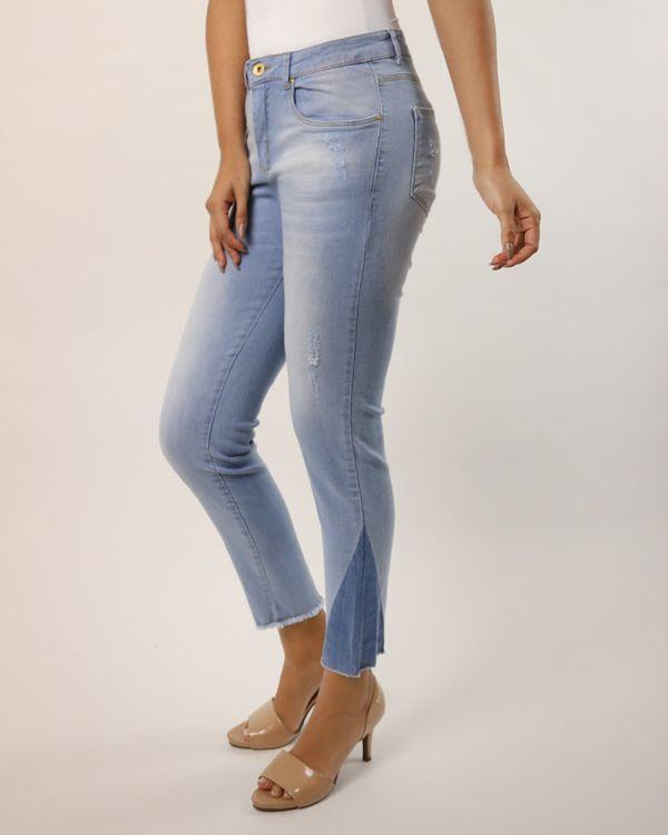 Calca-Skinny-Jeans-Barra-com-Nesga-Delave-