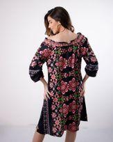 Vestido-Tecido-Estampa-Bahamas-Decote-Ombro-a-Ombro-Preto-