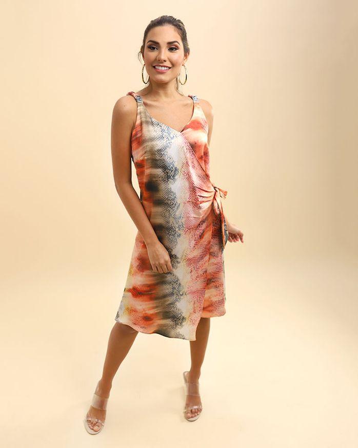 Vestido-Midi-Tecido-Acetinado-Estampado-Frente-com-Transpasse-e-Amarracao-Estampado