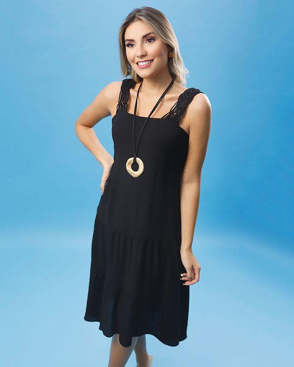 Vestido-Longo-Crepe-Alcas-com-Macrame-Preto
