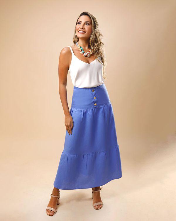 Saia-Longa-Linho-Marias-Pala-com-Botoes-Azul-Ceu