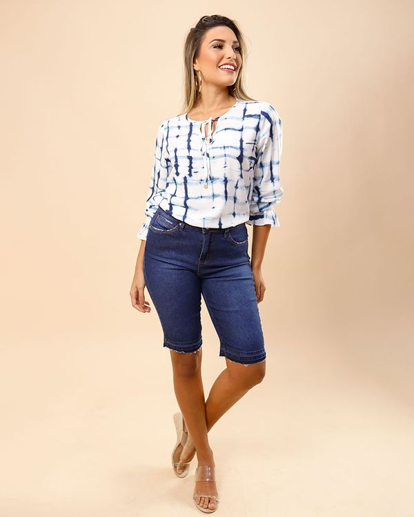 Bermuda-Jeans-Bolso-Desfiado-Azul