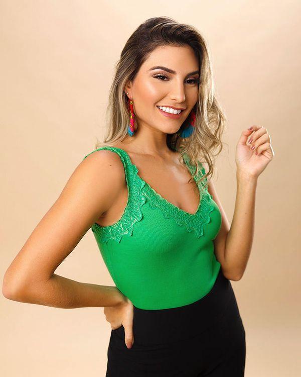 Blusa-Malha-Canelada-Decote-com-Renda-Verde-Pistache