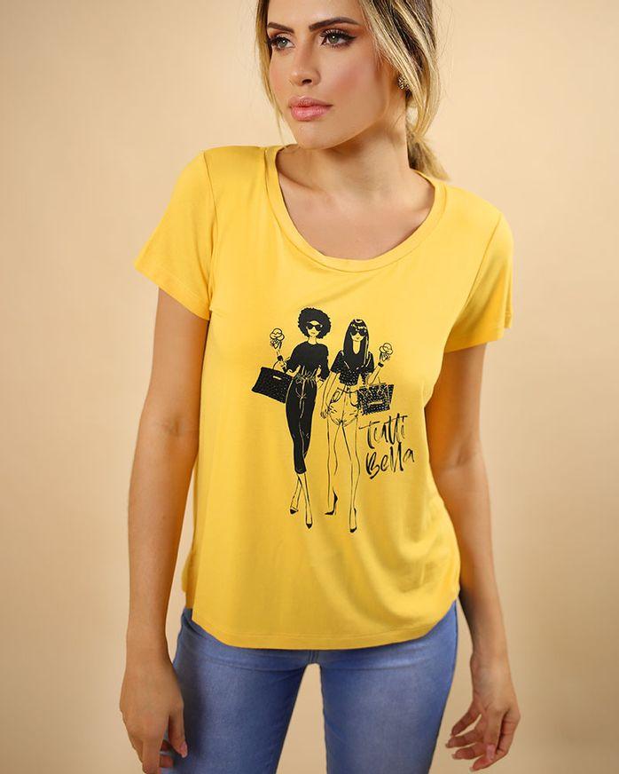 Blusa-Malha-Estampa-Bonequinha-Tutte-Belle-Amarelo-Vida-