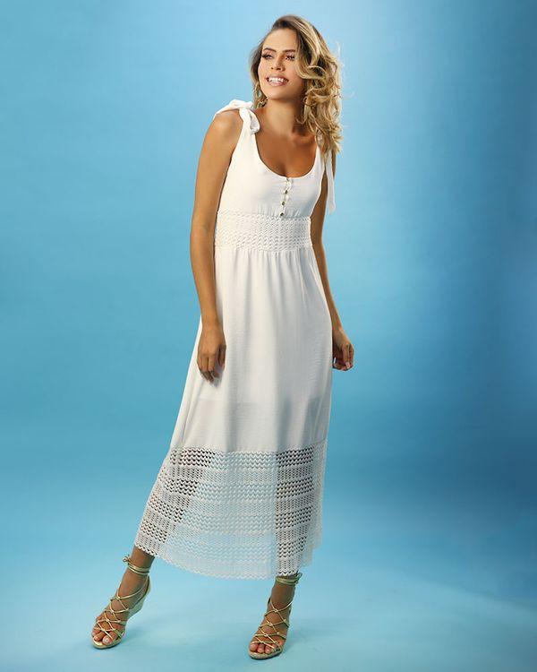 Vestido-Longo-Tecido-com-Renda-Off-Limoncello