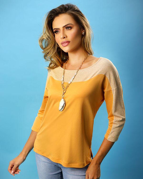 Blusa-Malha-Pala-com-Lurex-Amarelo