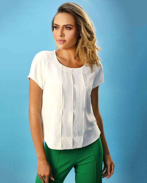 Blusa-Cropped-Tecido-Frente-com-Pregas-Off-Limoncello