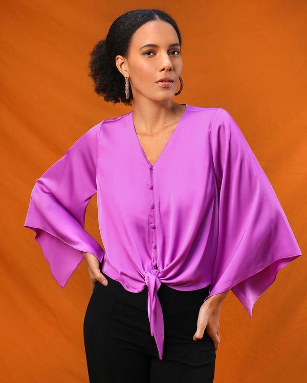 Blusa-Tecido-Acetinado-Frente-com-Amarracao-Mangas-Assimetrica-Pitaya-