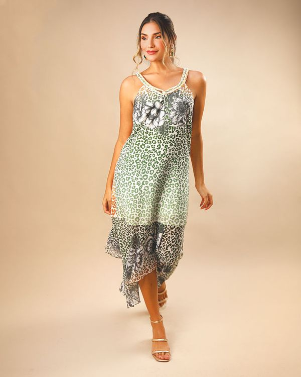 Vestido-Crepe-Estampa-Animal-Print-Decote-com-Torcal-Barra-Assimetrica-Estampado