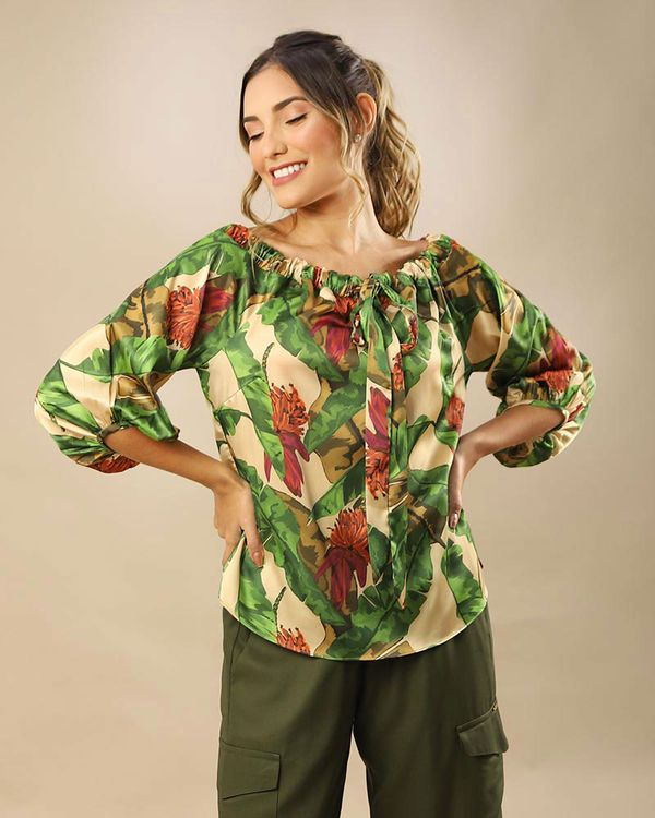Blusa-Tecido-Acetinado-Estampa-Congo-Ombro-a-Ombro-Estampado