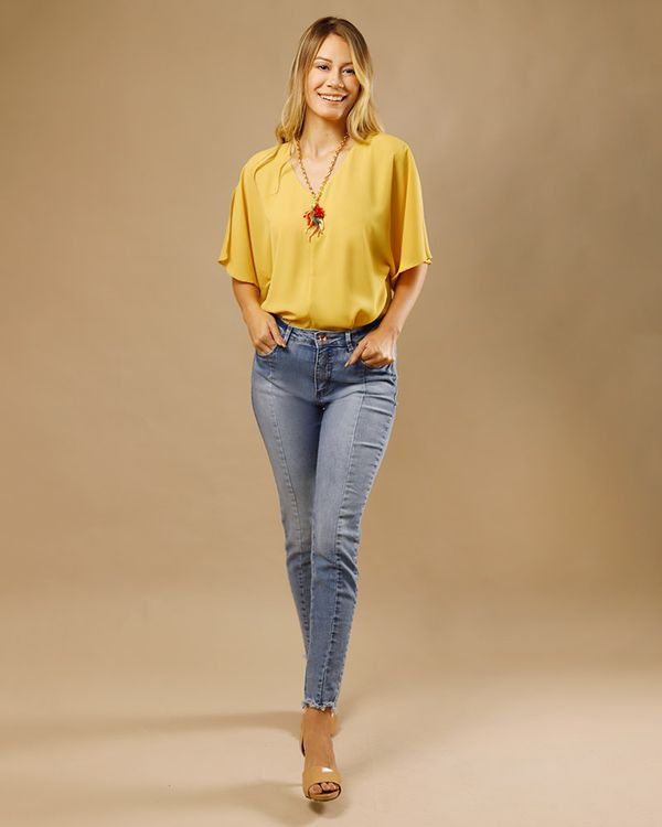 Calca-Cropped-Jeans-Azul
