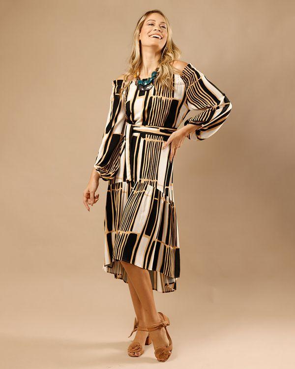 Vestido-Midi-Tecido-Estampado-Barra-com-Babado-Estampado