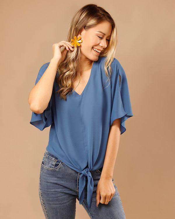 Blusa-Tecido-Frente-com-Amarracao-Azul-Indigo