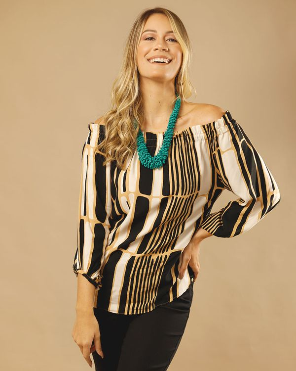 Blusa-Tecido-Estampado-Decote-Ombro-a-Ombro-Estampado