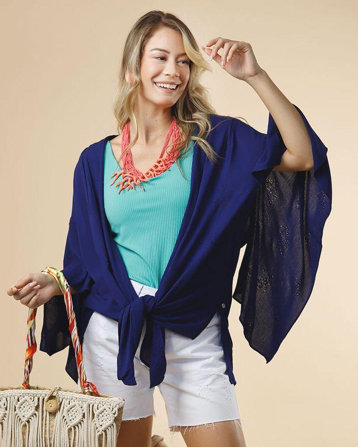 -Kimono-Tecido-Bordado-Marinho