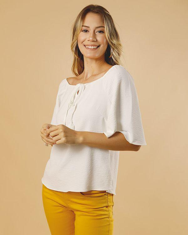 Blusa-Tecido-Decote-Ombro-a-Ombro-Ponteiras-Tulipas-Off-White