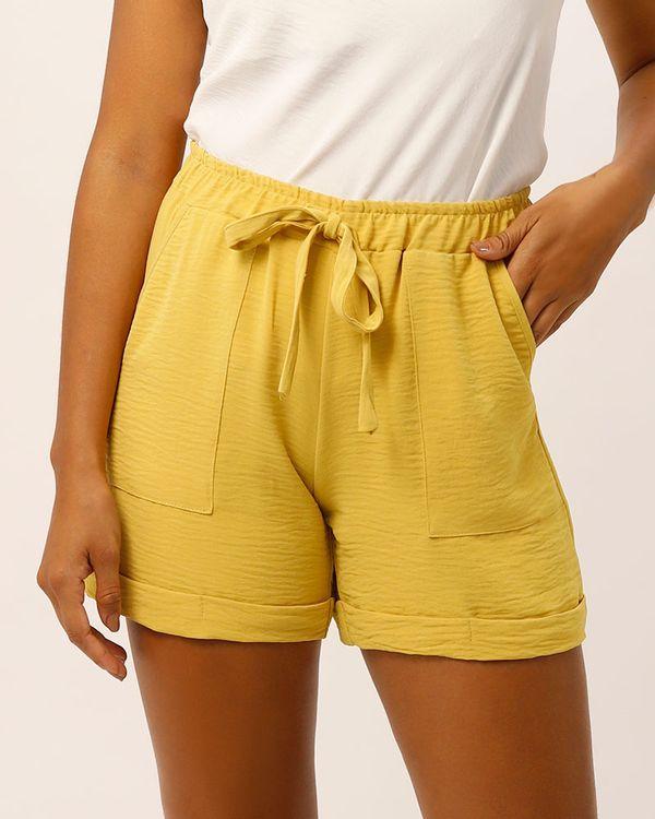 Short-Tecido-Texturizado-Cos-de-Elastico-Amarelo-