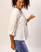 Blusa-Tecido-Pespontos-Contrastantes-Off-White