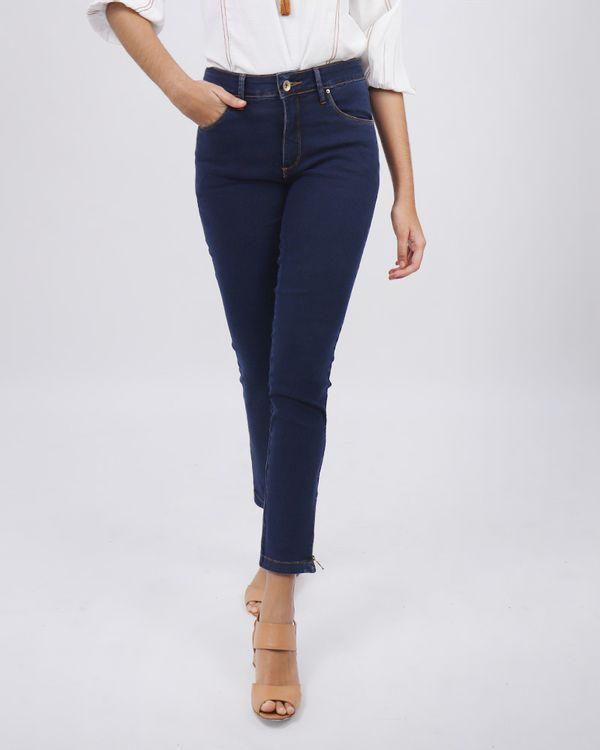Calca-Skinny-Jeans-Stretch-Ziper-Na-Perna-Azul-