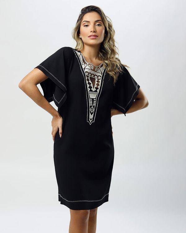 Vestido-Crepe-Pala-Bordada-Preto-
