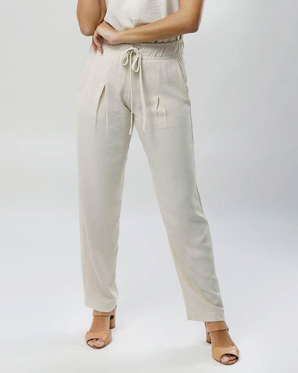 Calca-Confort-Tecido-Texturizado-Gengibre
