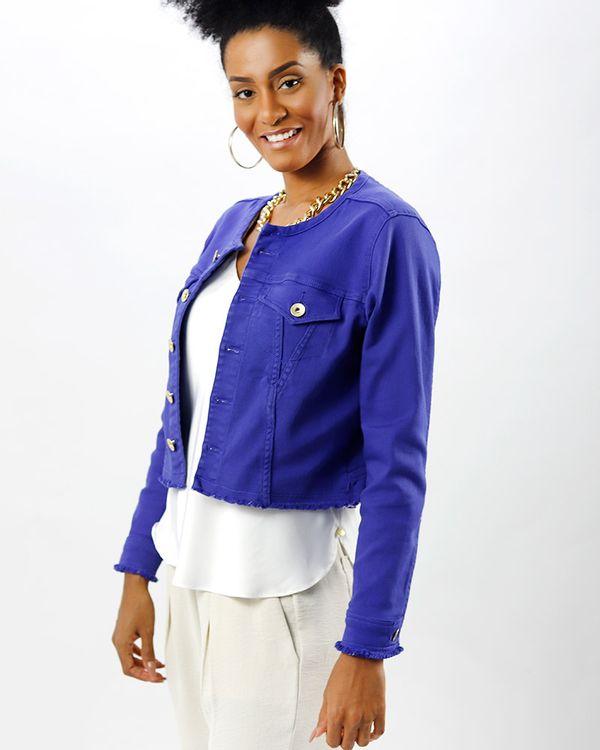 Jaqueta-Sarja-Color-Botoes-Personalizados-Azul-Carbono-