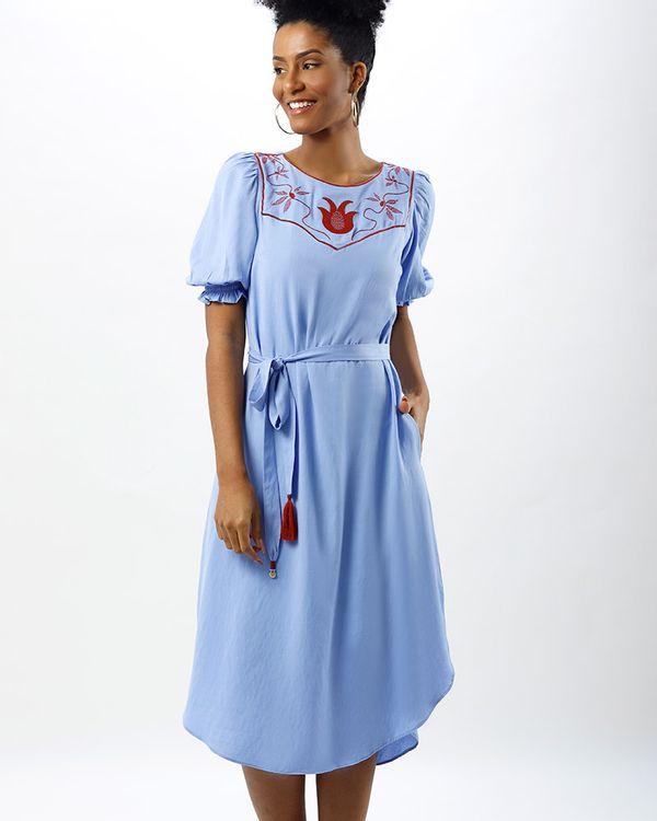 Vestido-Midi-Tecido-Pala-Bordada-Azul