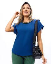 Blusa-Tecido-Gola-Ribana-Fio-Metalic-Azul-Carbono-