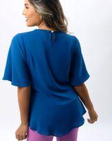 Blusa-Tecido-Decote-Trancado-Azul-Carbono