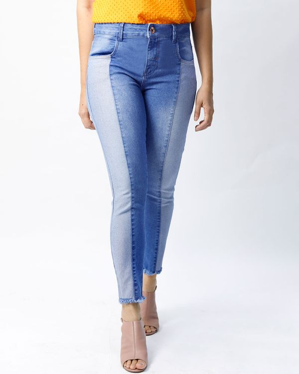Calca-Cropped-Jeans-Patch-Work-Azul-