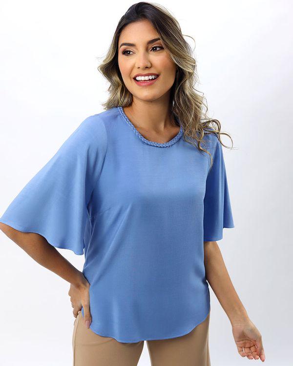 Blusa-Tecido-Trancado-No-Decote-Azul-Sublime
