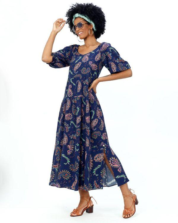 Vestido-Longo-Tecido-Estampa-Cashmere-Estampado
