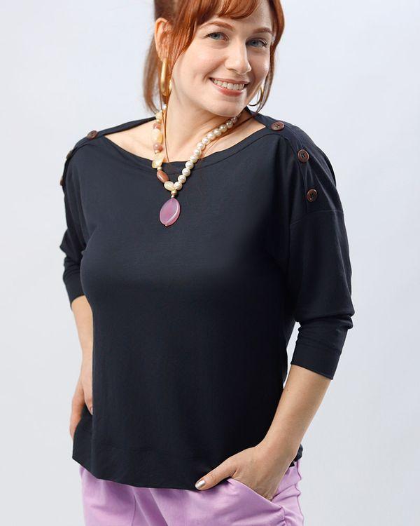 Blusa-Malha-Ombro-com-Botoes-Preto